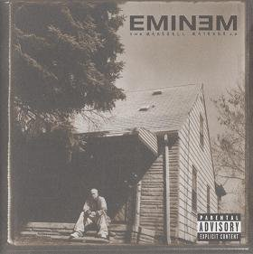 Eminem - The Marshall Mathers LP + Bonus CD