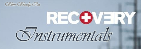 Eminem - Recovery (The Instrumentals)