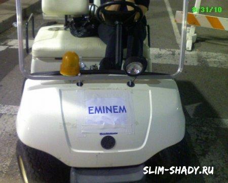 Превью выступления Eminem & Jay-Z на Comercia Park