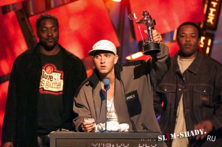 Billboard Music Awards 2011 не оставили Eminem без наград. Итоги церемонии.