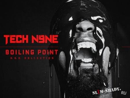 Tech N9ne – Boiling Point EP [iTunes]