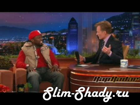 "50 Cent Performs ""Baby By Me"" On The Tonight Show With Conan O'Brien + интервью"