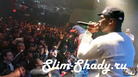 50 Cent x Beanie Sigel Live in NYC - Myspace Music Release Concert