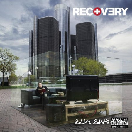 Eminem  - Recovery (Tracklist).
