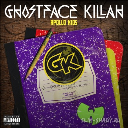 "Ghostface Killah – ""Apollo Kids"""