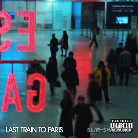"Diddy-Dirty Money – ""Last Train To Paris"""